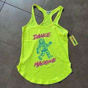"Tipsy Elves ""Dance Machine"" Tank Top"